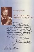 Pajedaitė O. Nuotraukų bibliografija: fotodarbų sąvadas. Vilnius: O. Pajedaitė, 2003. 113, [1] p.